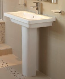 Resort 650 Basin & Extended Height Pedestal