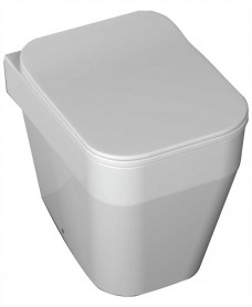 Sott'Aqua Back To Wall Pan & Soft Close Seat
