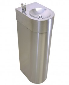 Jonzac Drinking Fountain Floor Mounted 900mm
