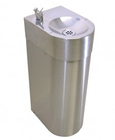 Jonzac Drinking Fountain Floor Mounted 700mm