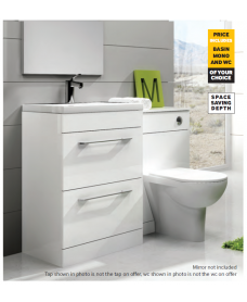 Otto Plus White - Verona - *Special Offer
