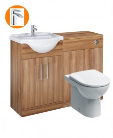 Belmont Walnut Vanity Pack-Corby - *Special Offer