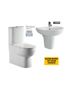 Verona Ensuite Pack 2 - *Special Offer