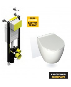 Reflections WC with Fastfix Frame  - *Special Offer