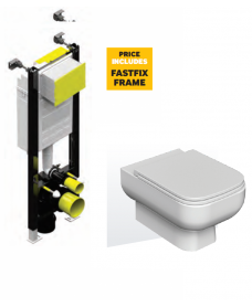 Series 600 wc with Fastfix frame  - *Special Offer