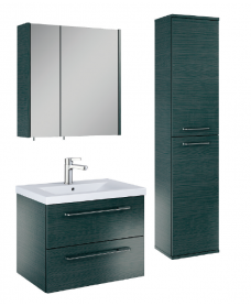 Otto Plus Grey Wall hung unit furniture pack  - *Special Offer