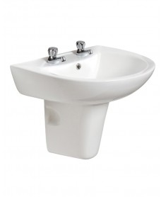 Strata 450 Basin 2TH & Semi Pedestal