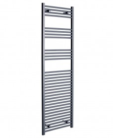 Sonas 1800 x 500 Straight Towel Rail - Anthracite