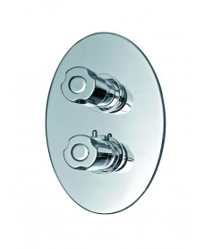"Dualtherm 1/2"" Concealed Thermostatic Shower Valve - *50% off While Stocks Last"