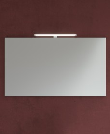 1200mm x 700mm Mirror & Nayra Light