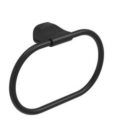 Arcana Black Towel Ring
