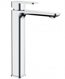 Cube Freestanding Basin Mixer