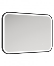 Astrid Beam Illuminated Metal Frame Rectangle 500x700mm Mirror