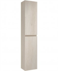 Universal Wall Column - Light Wood