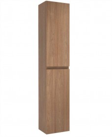 Universal 30cm Wall Column - Walnut