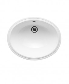 Undermounted Oval Wash Basin 510x370mm