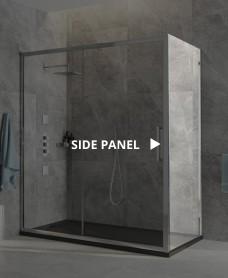 Aspect 8mm Framed Side Panel 700x2000