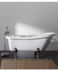 Viceroy 1530 x 670 Free Standing Bath