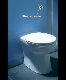 Dudley Electroflo vantage cistern c/w 40mm sensor surround mains