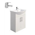 Belmont 65cm Vanity Unit - Special Offer* - includes tap & waste
