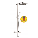 Nulo Thermostatic Shower Kit