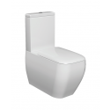 Metropolitan Close Coupled Toilet and Soft Close Seat