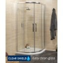 Revive 1000 Quadrant Shower Enclosure - Adjustment 950mm-980mm