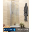 Revive 900 Bifold Shower Door - Adjustment 845-900mm
