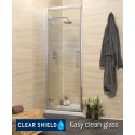 Revive 700 Hinge Shower Door - Adjustment 640-700mm