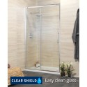 Revive 1700mm Sliding Shower Door - Adjustment 1640-1700mm