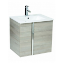 Avila Sandy Gray 60cm Vanity Unit and Toledo Basin with Loftus basin Mixer  - *Special Offer
