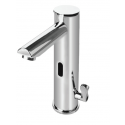 Contemporary Infra Red Basin Mounted Mixer Tap