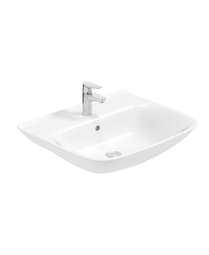 Scala 52cm Recessed 1th Basin