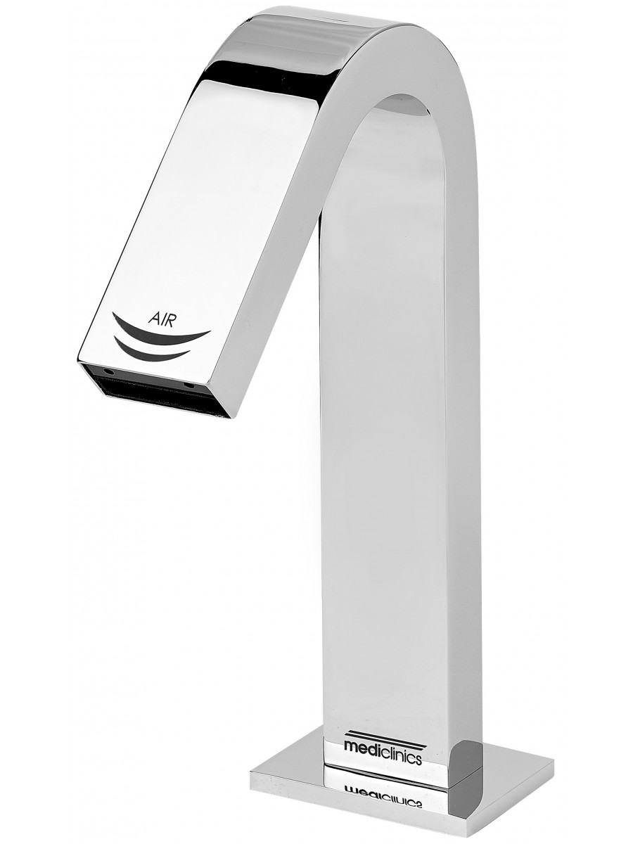 Sensor Operated Hand Dryer Bright Finish
