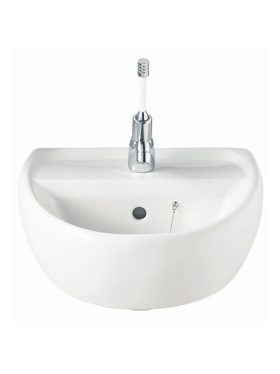Sola 400 Washbasin 1 Tap Hole