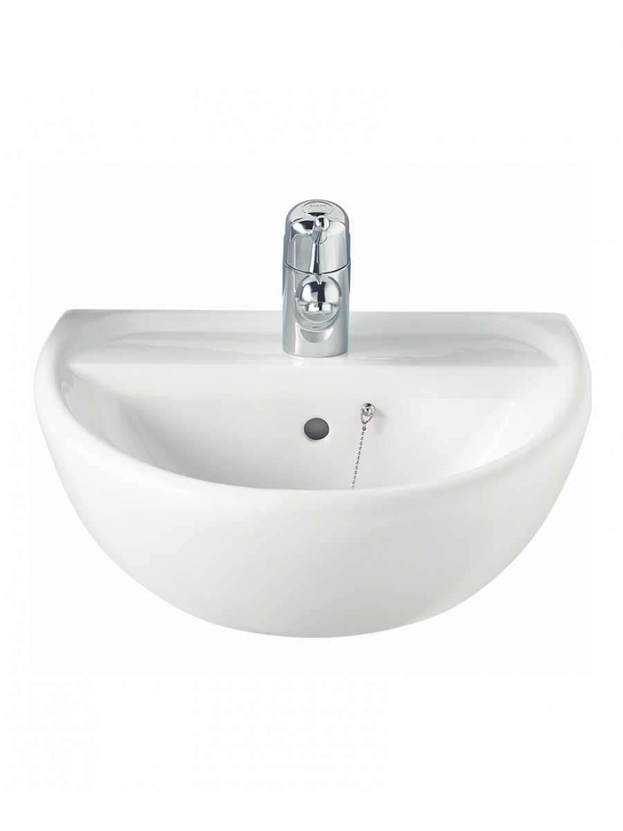 Sola 500 Washbasin 1 Tap Hole