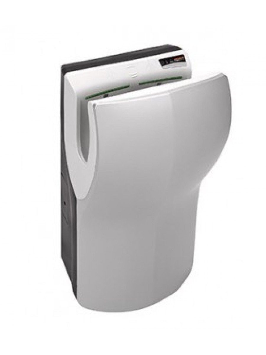 Mediclinics Dualflow-plus Hand Dryer - Satin