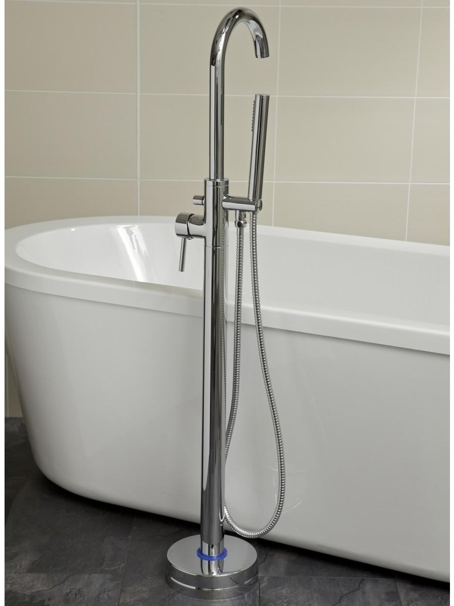 Harrow Freestanding Bath Shower Mixer Taps
