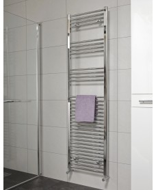 Sonas 1800 x 500 Straight Towel Rail - Chrome