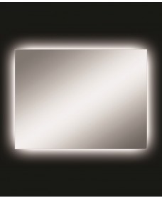 ALEX 80 Mirror with 360˚ Perimeter LED Light