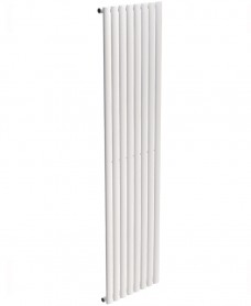 Amura Elliptical Tube Horizontal Designer Radiator 1800 x 480