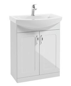 Bristol 65cm Vanity Unit & Basin