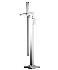 Contour Floor Standing Bath Shower Mixer