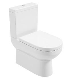 Chloe Fully Shrouded WC-Soft Close Seat