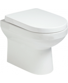 Chloe Back to Wall WC with Quick Release Soft Closing Seat