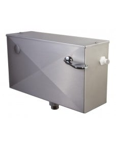 Stainless Steel Lever Cistern