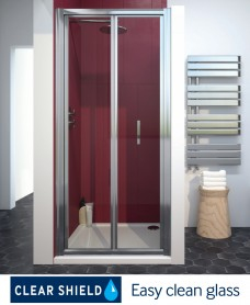 City Plus 900 Bifold Shower Door