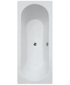 Clover Double Ended Bath 1700 x 750
