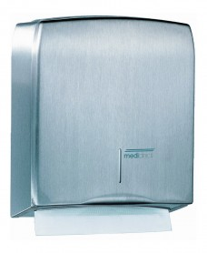 Mediclinics Paper Towel Dispenser Stainless Steel