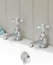 Edwardian Bath Taps